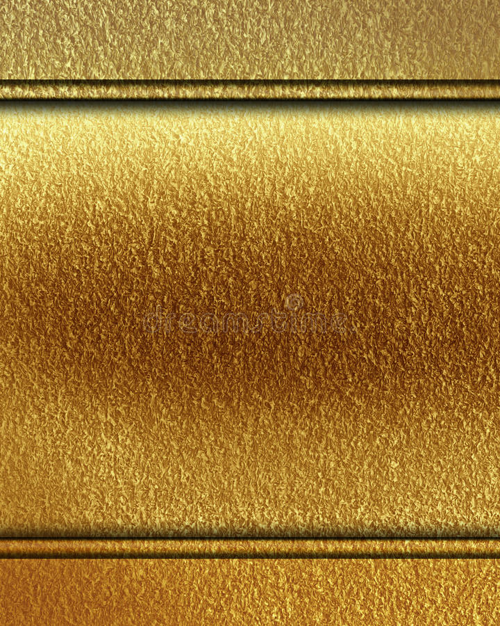 Download Golden Panel Royalty Free Stock Images - Image: 33329499