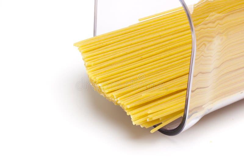 Golden Pasta Stock Photos