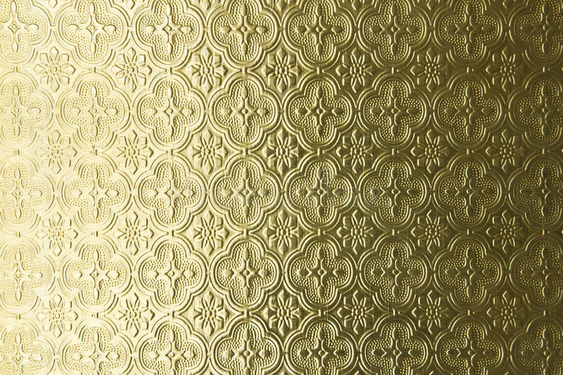 Download Golden Pattern Stock Photography - Image: 17598552