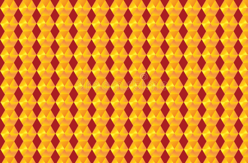 golden_Pattern_abstract imagens de stock royalty free