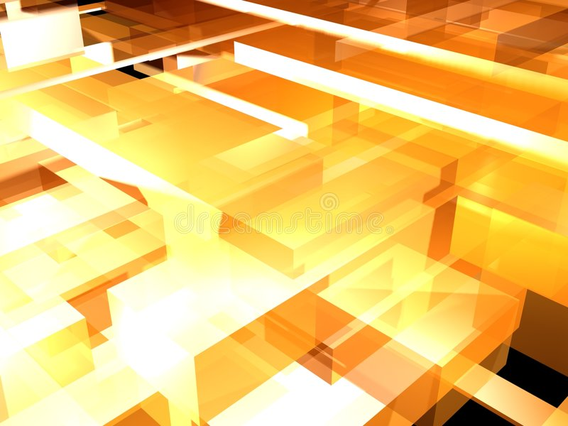 Golden rectangles royalty free stock images