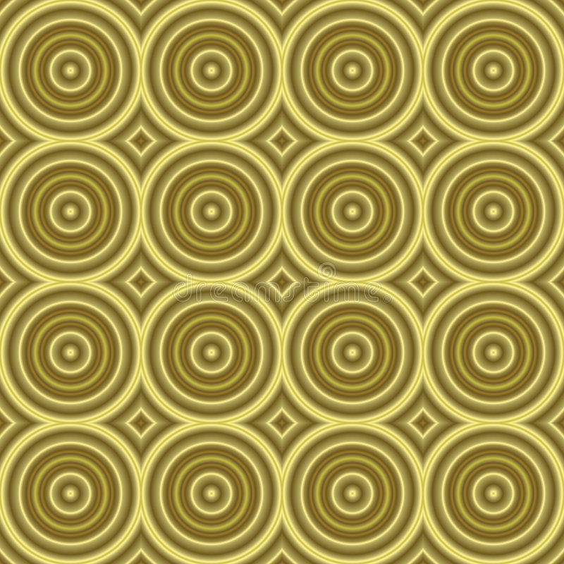 Download Golden Retro Background Texture Seamless Tilable Stock Image - Image: 4136591