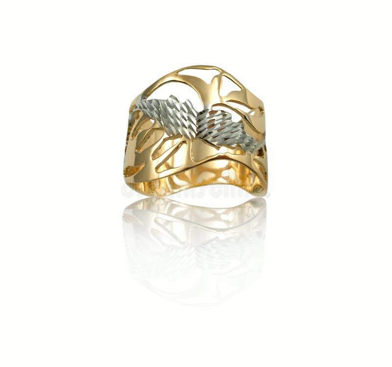 golden ring 免版税库存图片