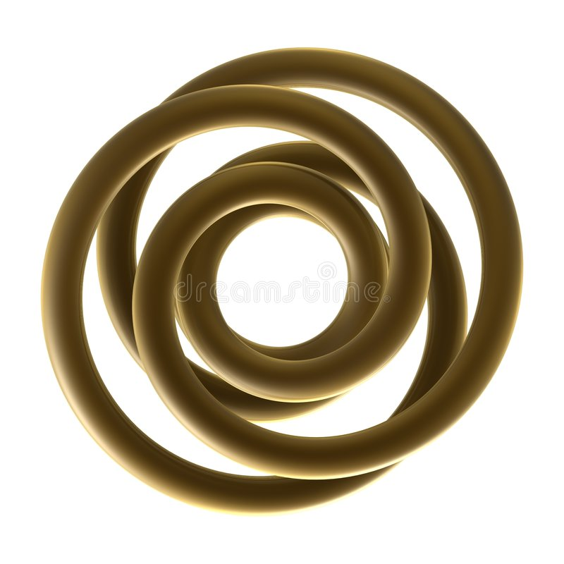 Free Golden Ring Stock Images - 885864