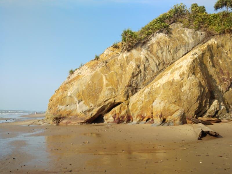 Golden Rock stock photography
