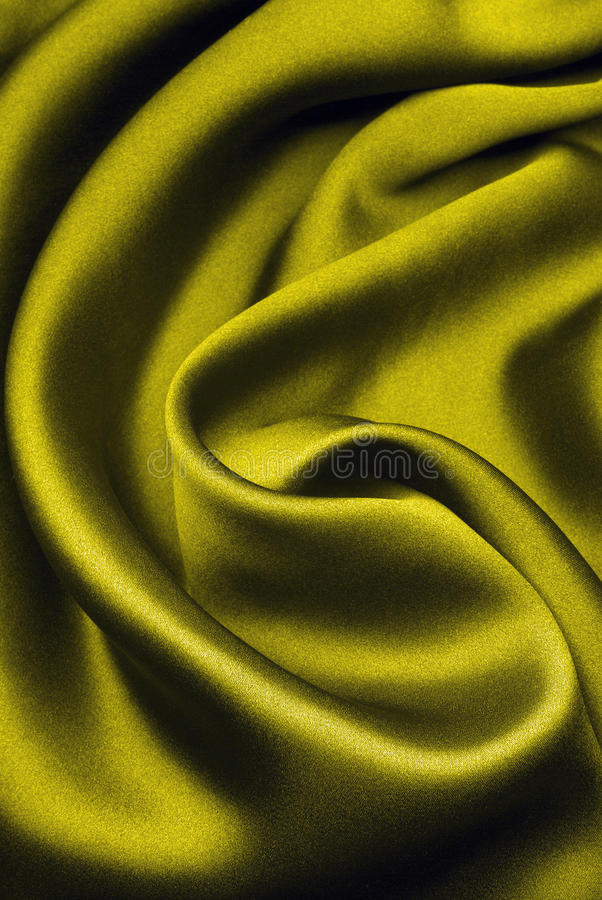 Download Golden silk stock photo. Image of textile, texture, close - 17249902