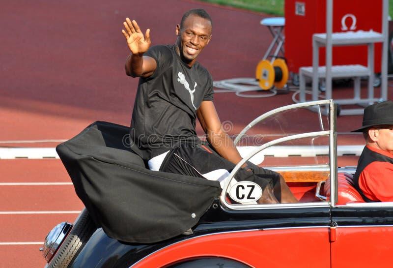 Golden Spike 2011, Usain Bolt, 2011