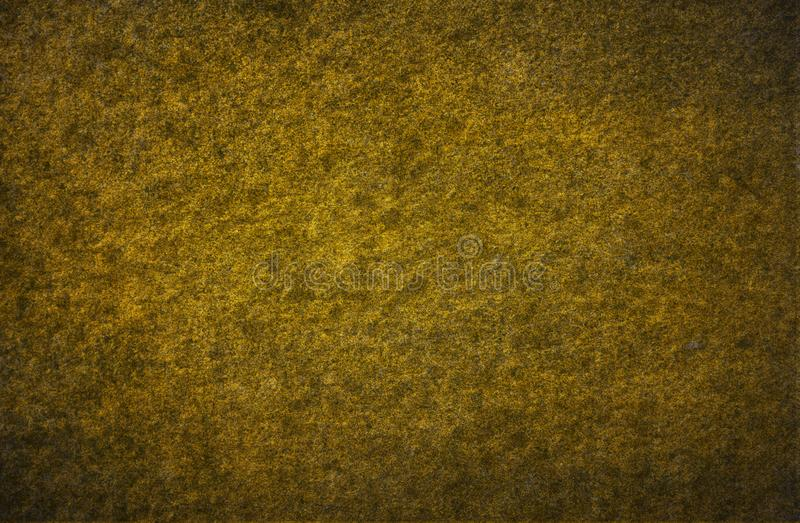 Golden stucco wall detail grunge pattern surface abstract texture background royalty free stock photos