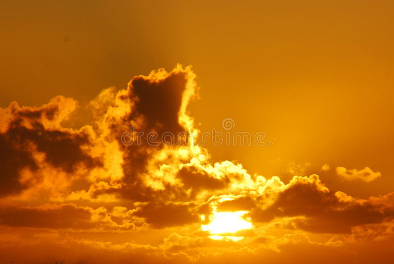Download Golden Sunset stock image. Image of sunset, hawaii, beach - 11504955