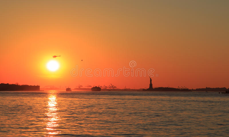 Download Golden Sunset stock image. Image of reflected, yellow - 29544583
