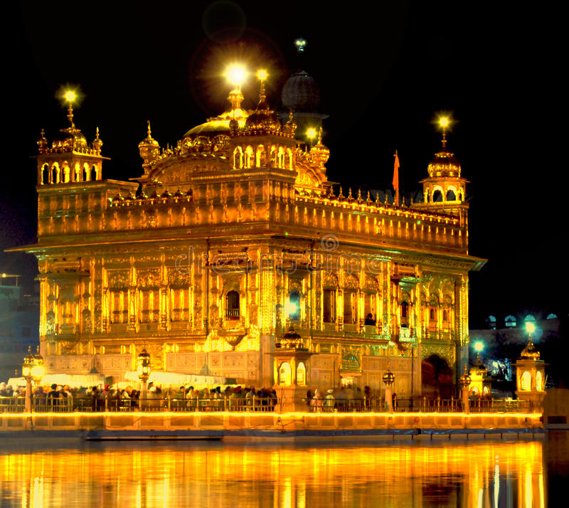 Download Golden Temple stock image. Image of mandir, peace, sikh - 18929581