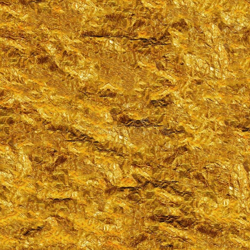 Download Golden texture stock illustration. Image of decoration - 28498627
