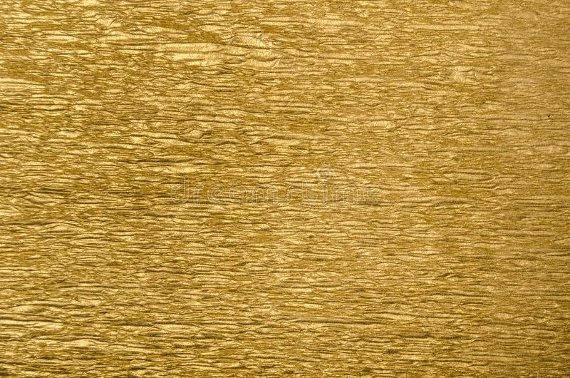 Golden textured background stock photography