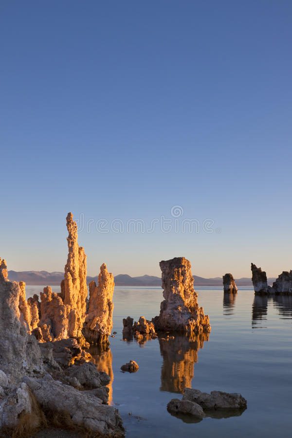 Download Golden Tufa stock image. Image of outside, tourism, mineral - 23251921