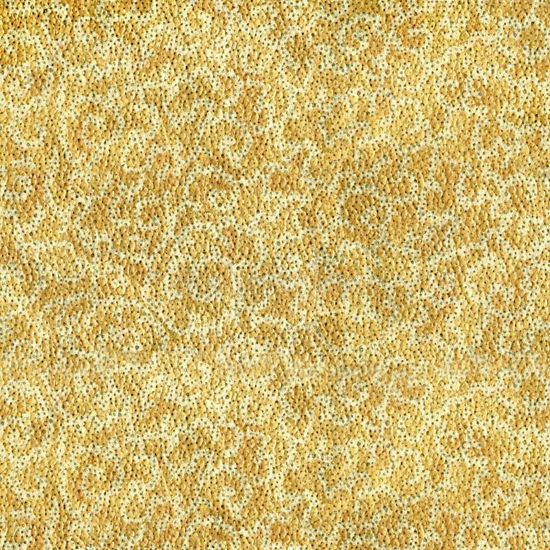 Download Golden Wallpaper Stock Illustration Of Paper