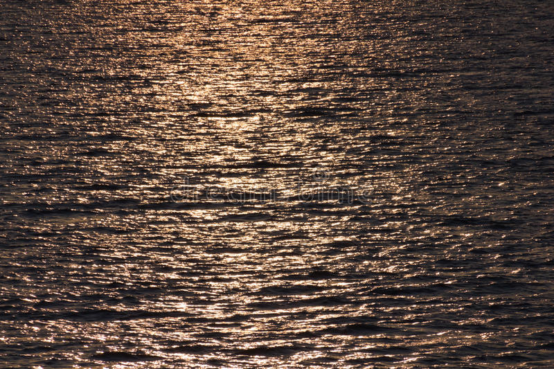Download Golden Water Ripples Royalty Free Stock Photography - Image: 20016457