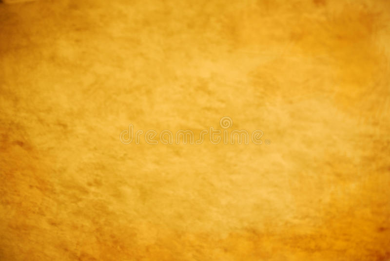 Golden Yellow Background Texture Stock Image