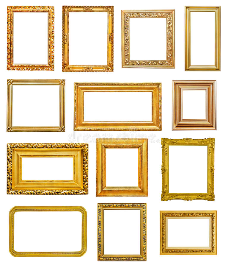 Goldene Felder lizenzfreie abbildung