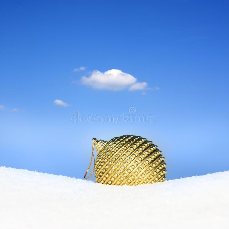 Goldene Flittertapete stockbild