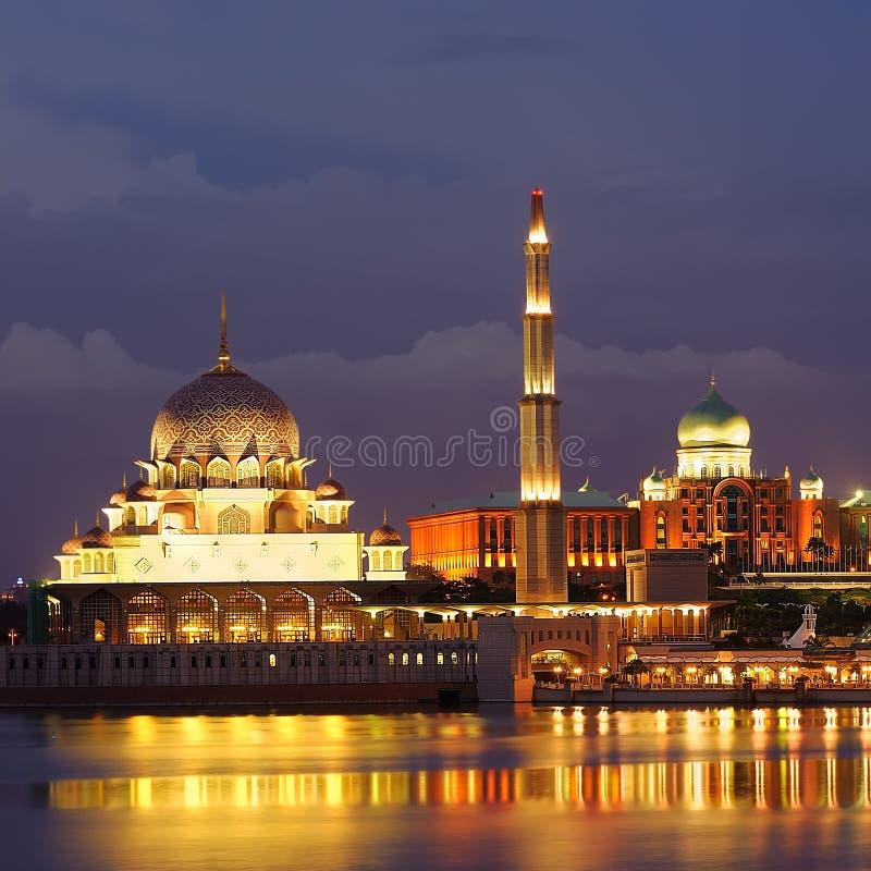 Goldene Moschee stockfoto