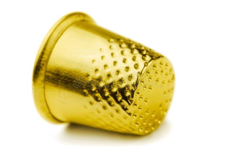 Goldene Muffe lizenzfreie stockfotos