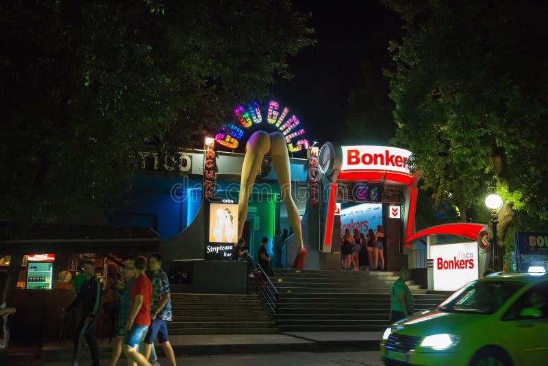 Goldene Sande Bulgariens lizenzfreie stockfotografie