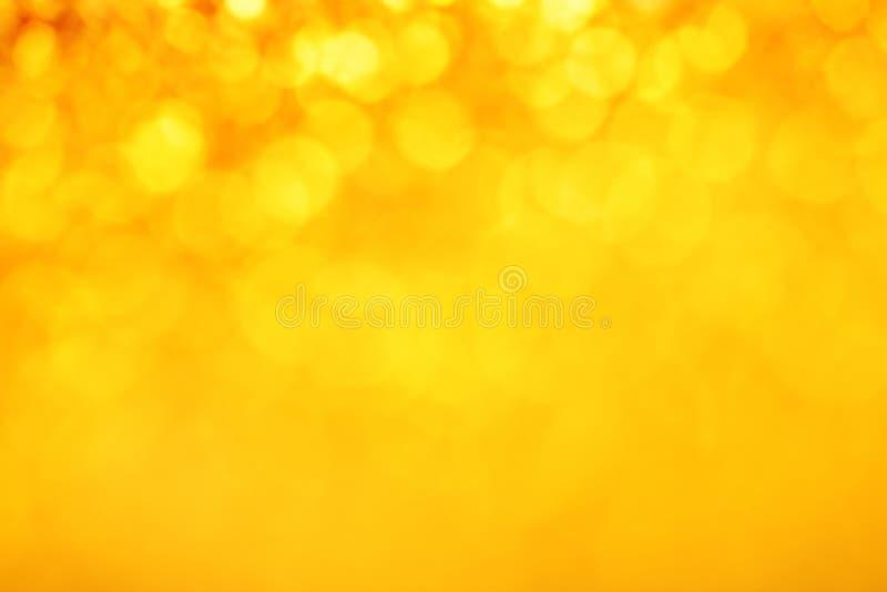 Goldener grunge Hintergrund stock abbildung