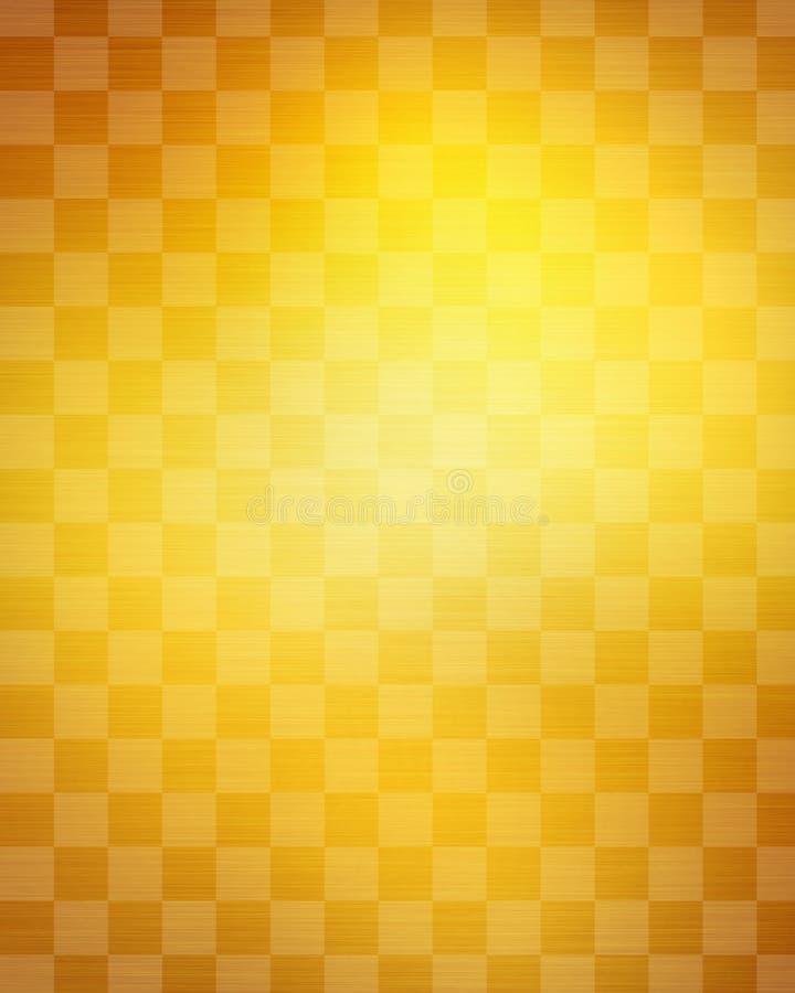 Goldener Hintergrund vektor abbildung