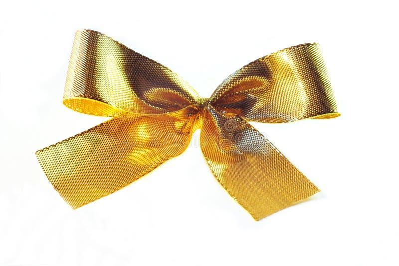 Goldener Knotenpunkt lizenzfreie stockfotos