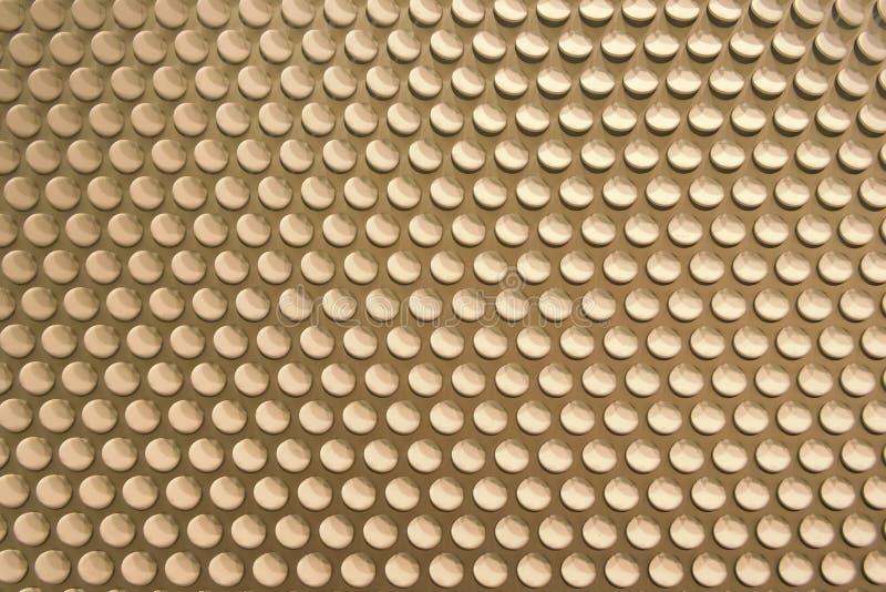Goldener Metallgitterhintergrund lizenzfreies stockfoto