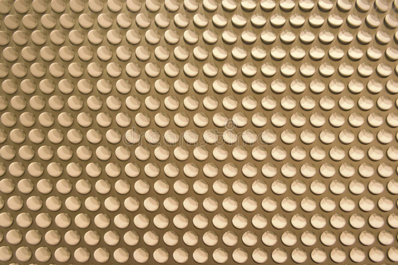 Goldener Metallgitterhintergrund vektor abbildung