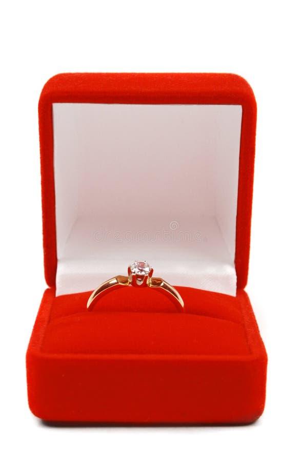 Goldener Ring lizenzfreie stockfotografie