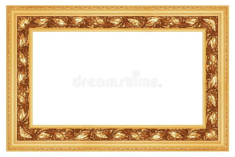 Goldener Spant 1 stockfotos