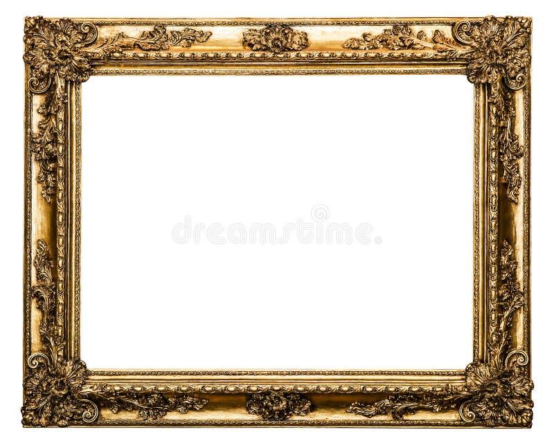 Download Goldenes Altes Feld Getrennt Auf Weiß Stockfoto - Bild von zeitgenössisch, museum: 27731804