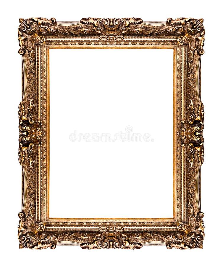 Download Goldenes Altes Feld, Getrennt Auf Weiß Stockfoto - Bild von ausschnitt, kunst: 27732432