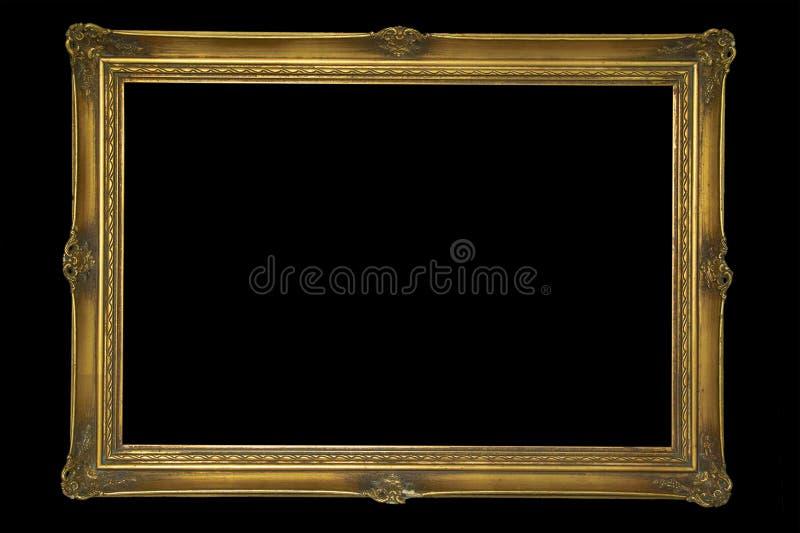Goldenes Feld lizenzfreie stockbilder