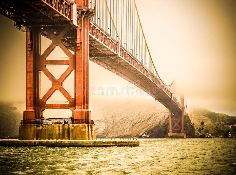 GoldenGate桥梁 免版税库存照片