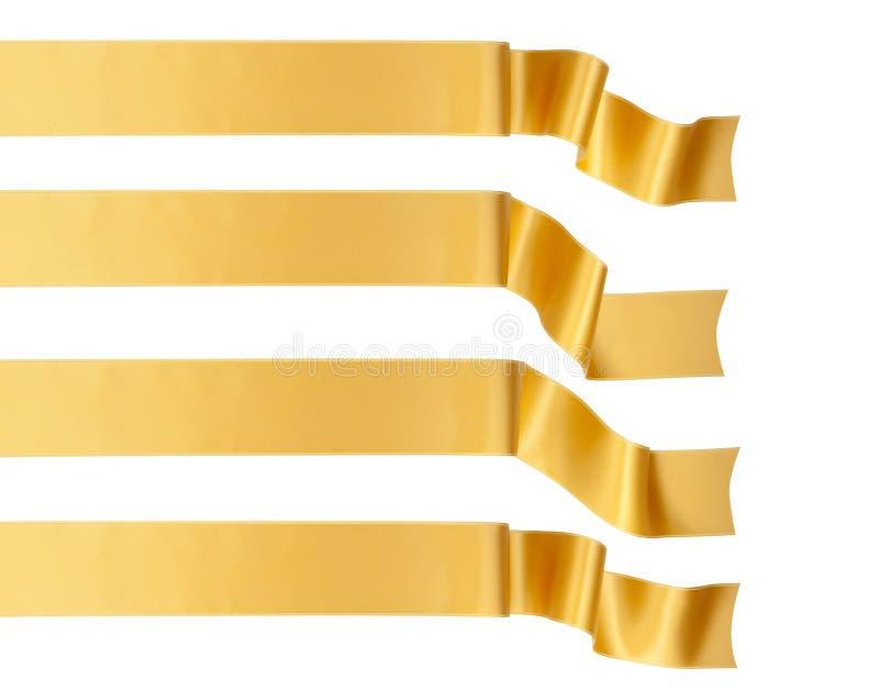Goldfarbband stockbild