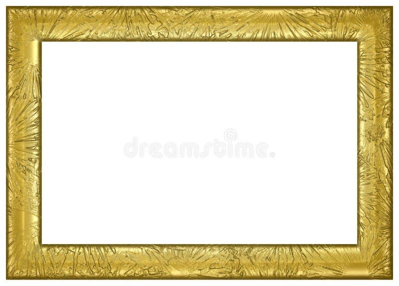 Goldfeld-Rand lizenzfreie abbildung