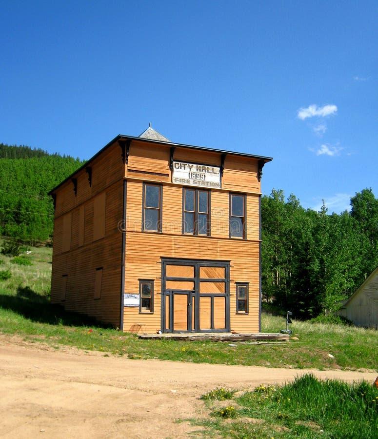 Goldfield,科罗拉多 免版税库存照片