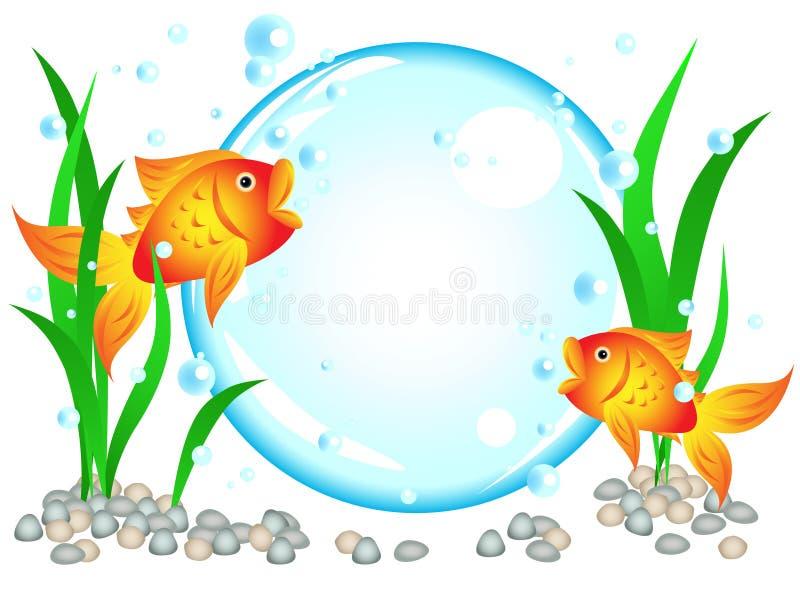 goldfish рекламы бесплатная иллюстрация