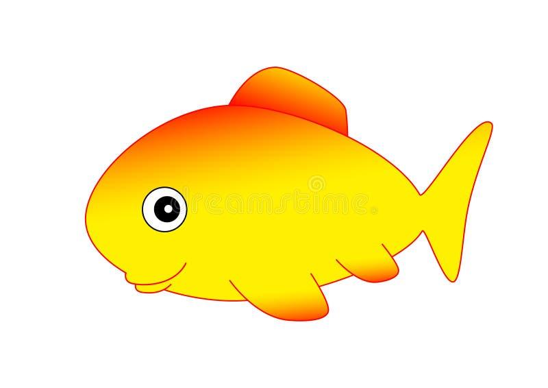 Goldfish libre illustration