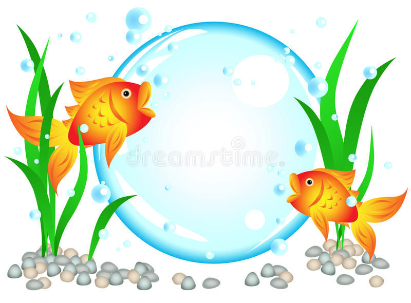 Download Goldfish Advertisement Stock Photography - Image: 20034282