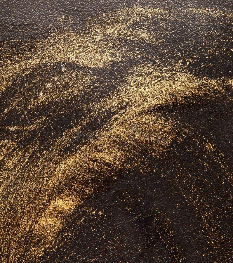 Goldhintergrund stockfotos