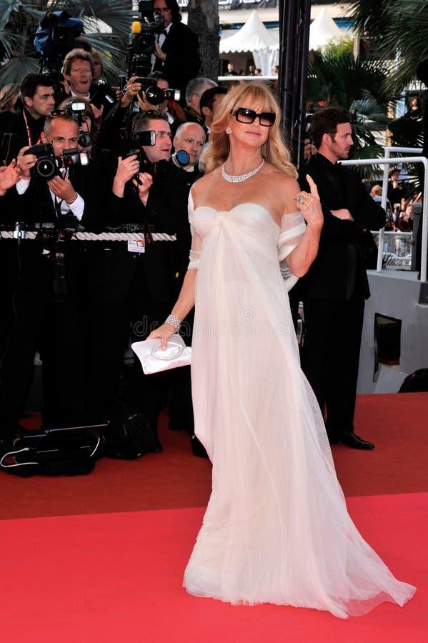 Goldie Hawn lizenzfreie stockfotos