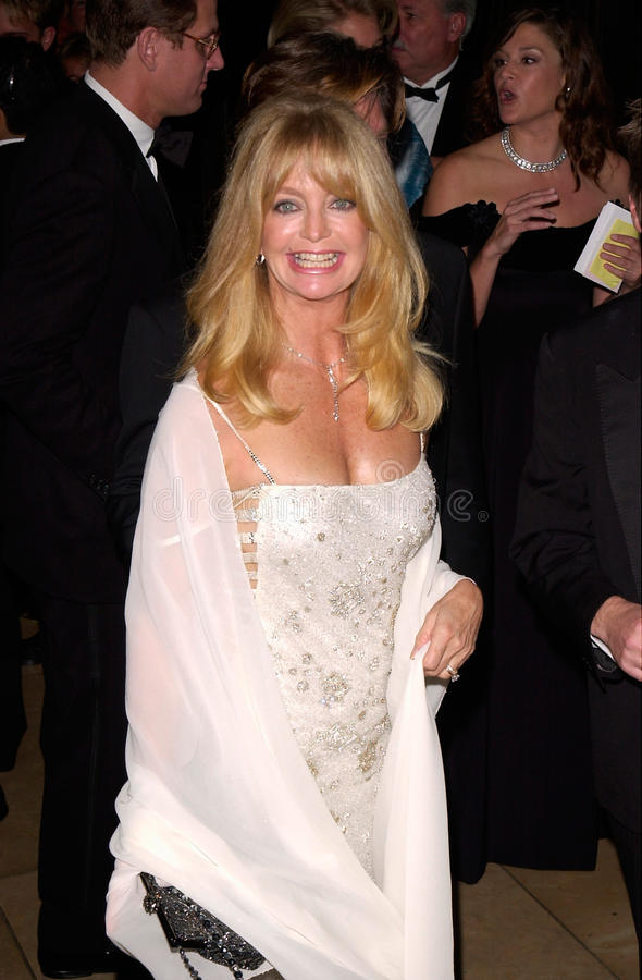Goldie Hawn stockfotos