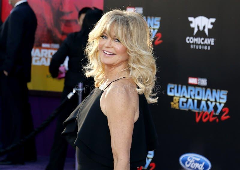 Goldie Hawn stockbilder