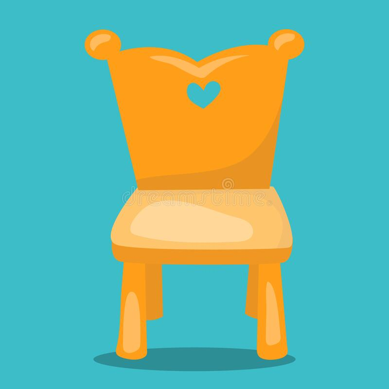 Free Goldilocks And The 3 Bear Chair 11 Royalty Free Stock Photos - 198987268