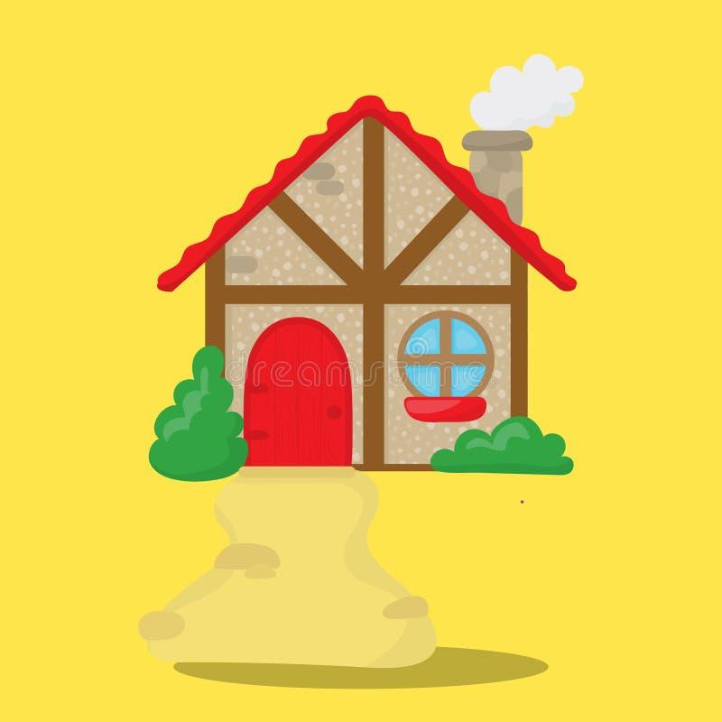 Free Goldilocks And The 3 Bear House 19 Royalty Free Stock Photo - 198987285