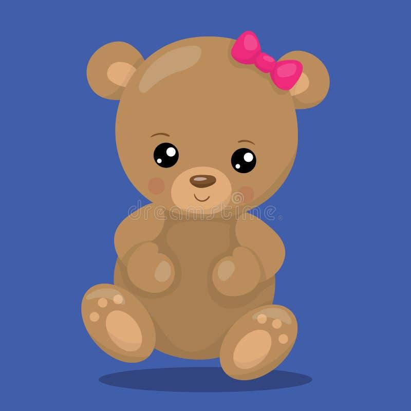 Free Goldilocks And The 3 Bear Mommy Bear 03 Stock Images - 198987284